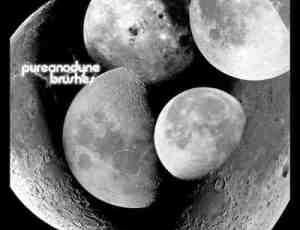 真实的月亮、月球效果PS素材笔刷