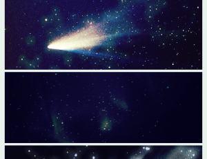 真实的浩瀚灿烂宇宙星空背景photoshop笔刷素材