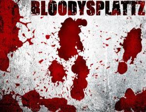 恐怖滴血、血迹、流血效果PS笔刷素材