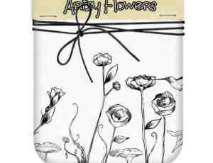 手绘玫瑰花纹图案photoshop笔刷