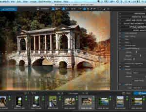 PhotoShop电影胶片效果滤镜DxO FilmPack 4.5 破解版下载