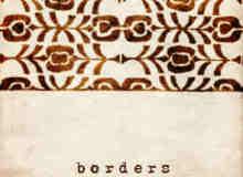 神秘边界图案PS笔刷素材