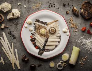 阿根廷艺术食材 雕塑拼盘 作品集