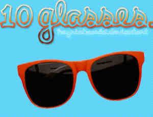 非主流超酷眼镜、墨镜装扮美图秀秀png素材下载