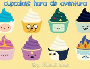 可爱卡通雪糕、冰淇淋桶美图秀秀素材包