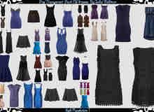 已扣图!30套漂亮的连衣裙、晚礼服素材【美图秀秀素材包】