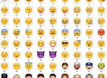 160*160像素Emoji笑脸、手势、情侣表情素材包免费下载#.3