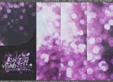4张梦幻光斑背景虚化美图照片背景素材下载