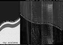 黑色滚轮痕迹美图素材背景