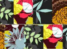 如何设计出时尚的印花装饰布?