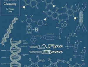 生命医药基因工程元素Photoshop笔刷下载