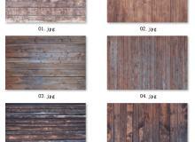 6种高清木板纹理背景图片PS素材