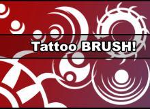 奇艺炫动纹身符号Photoshop笔刷