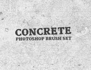 混凝土表面纹理Photoshop石材笔刷