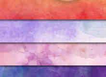 10种水彩、水墨背景纹理PSD素材背景下载