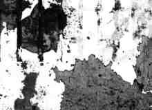 岁月墙壁痕迹、墙面剥落纹理效果Photoshop笔刷下载