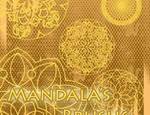 神秘曼荼罗花纹、曼佗罗线条印花photoshop笔刷素材下载