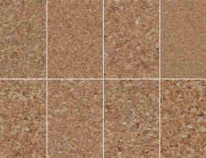 8种砂砾、沙石纹理PS填充素材下载