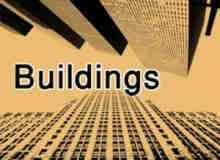 摩天高楼建筑造型Photoshop大楼笔刷