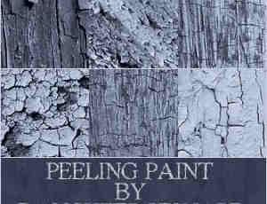 大地地面、泥土表面干涸、干旱、龟裂效果Photoshop开裂笔刷