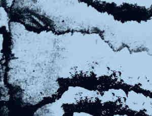 6种高清分辨率的墙壁岩石裂缝Photoshop笔刷素材