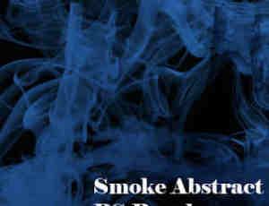 大烟、烟雾、香烟效果Photoshop烟笔刷素材