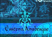 漂亮富丽的古典贵族艺术花纹PS笔刷素材下载