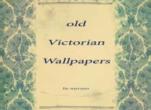 复古式墙壁花纹图案Photoshop传统印花笔刷