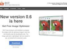 RIOT – 支持图片实时预览、原图对照、即时查看图片输出大小 –  Radical Image Optimization Tool 能够极限压缩的图片压缩软件!