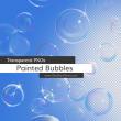 半透明泡泡图片PS素材(PNG免扣图片格式)