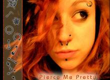 鼻钉、耳钉等造型装扮Photoshop笔刷素材下载