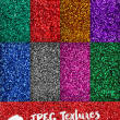 8种闪光背景纹理、亮片背景素材PS填充素材下载(含.pat和.asl文件)