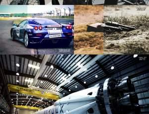 12种用于电影特效海报照片风格的PS动作素材.atn文件下载