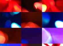 30种漏光、散景、耀斑、背景虚化效果PS背景笔刷素材(jpg格式,请叠加使用)