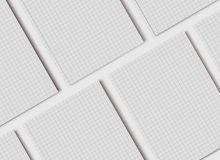 杂志、样刊书籍模板样机素材 – PSD模板套组素材下载