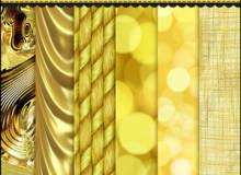 金色琉璃背景填充效果Photoshop填充图案底纹素材.pat 免费下载