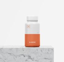 高品质药瓶、塑料瓶子模型 – PSD源文件素材下载