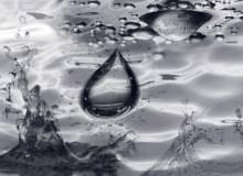 水滴、水流、溅水Photoshop笔刷素材下载