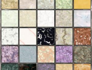 40种大理石材质、大理石纹理素材PS笔刷素材(JPG素材下载)