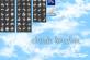 蓝天白云纹理图案、高空云朵背景PS笔刷下载