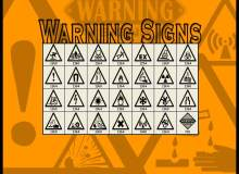 警示、警告三角牌标志Photoshop笔刷下载