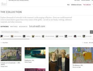 超 5 万张免费艺术图片提供检索下载! 芝加哥艺术博物馆 图库