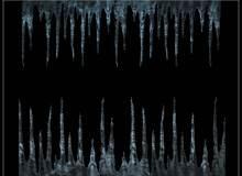 冰凌锥、冰凌柱PS冰凌效果笔刷