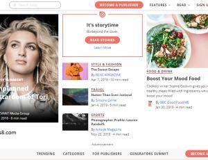 平面设计、视觉设计的灵感网站 – issuu