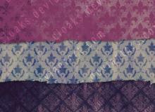 欧式复古怀旧式墙壁印花花纹图案PS笔刷背景填充素材(JPG图片格式)