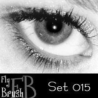 眼睛、眼神素材PS笔刷下载