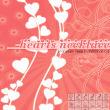 爱心花纹装饰图案PS笔刷免费下载
