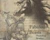 神话中的骏马、犀牛等图像PS笔刷下载