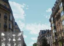14种高清云朵图案Photoshop白云笔刷素材