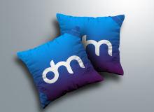 品牌文化抱枕素材PSD样机模板下载